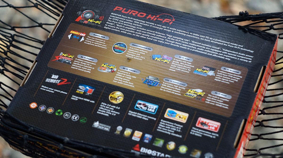 BIOSTAR Hi-Fi A70U3P FM2+ Motherboard Review | TechPorn