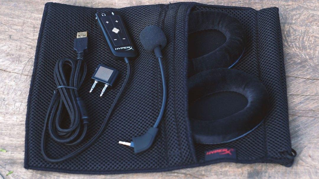 Kingston HyperX Cloud II Gaming Headset (5)