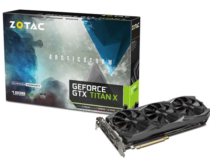 ZOTAC GTX Titan X ArcticStorm (1)