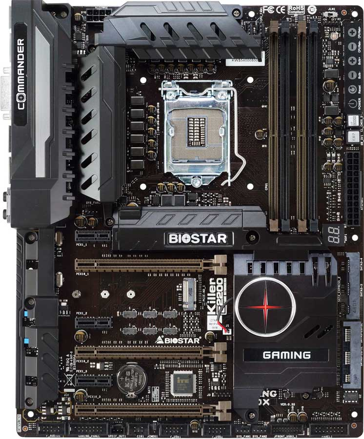 BIOSTAR GAMING Z170X INTEL LAN WINDOWS 8.1 DRIVER