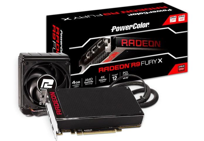 PowerColor R9 Fury X HBM  (1)