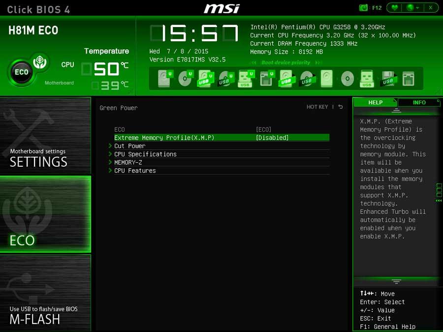 MSI H81 ECO BIOS UEFI (4)