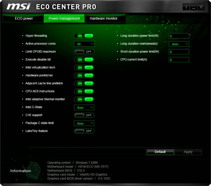 MSI H81 Softwares (3)