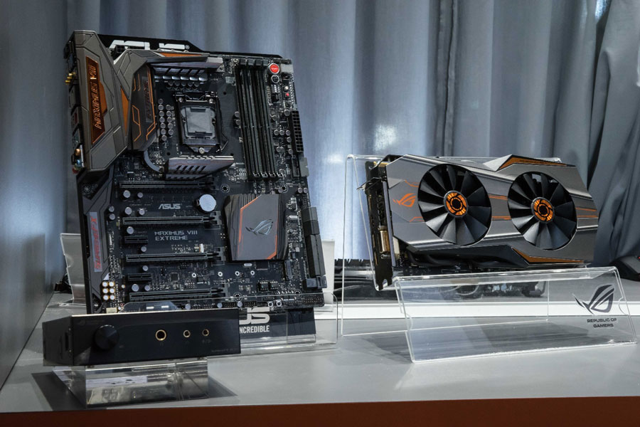 ASUS ROG IFA 2015 Pictures (5)