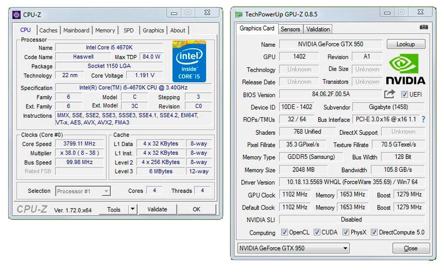 GIGABYTE-GTX-950-GPU-Z