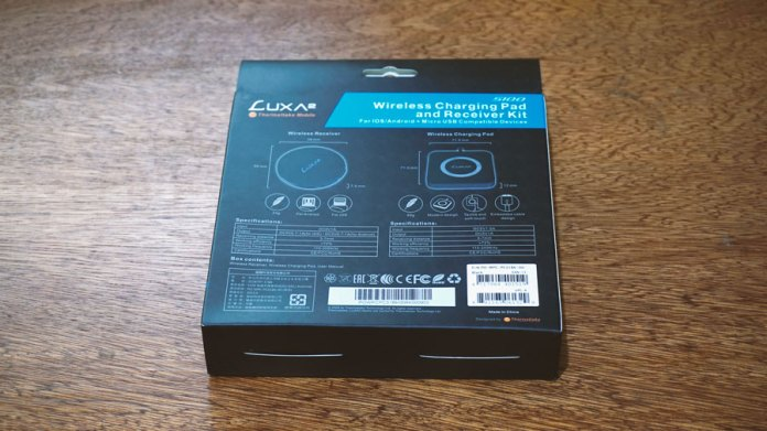 LUXA2 S100 Wireless Charger Review (3)