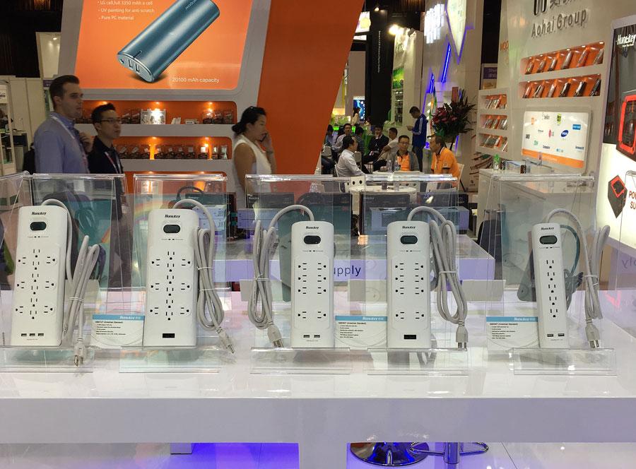 Huntkey Global Source Consumer Electronics Show PR (5)