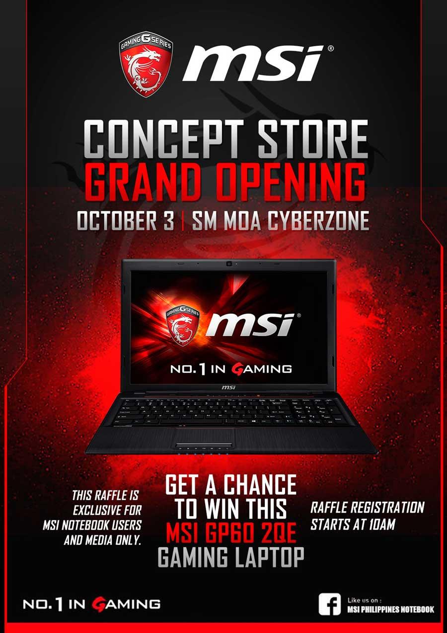 MSI Grand Opening MOA PR (2)