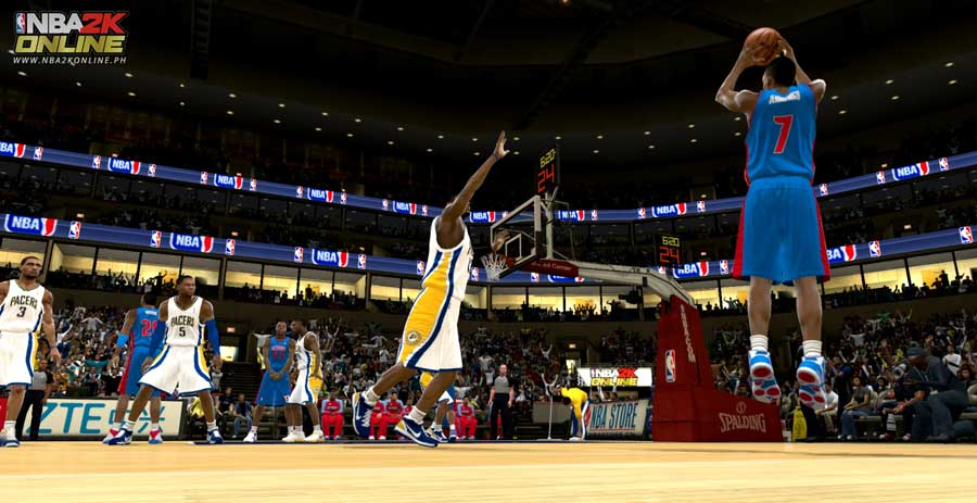 X-Play Online Games brings NBA2K Online to the Philippines | TechPorn