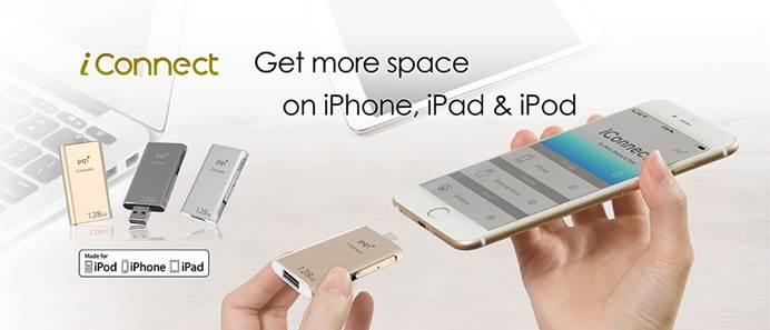PQI Apple iPhone iPad PR (3)