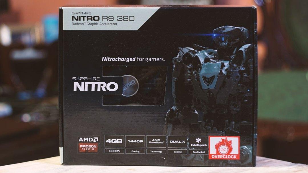 Sapphire Nitro R9 380 Review (1)