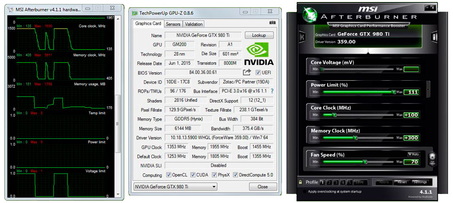 ZOTAC-GTX-980-Ti-AMP!-Extreme-GPUZ-OC