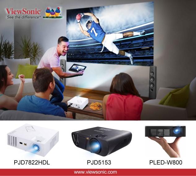 ViewSonic Projectors PR