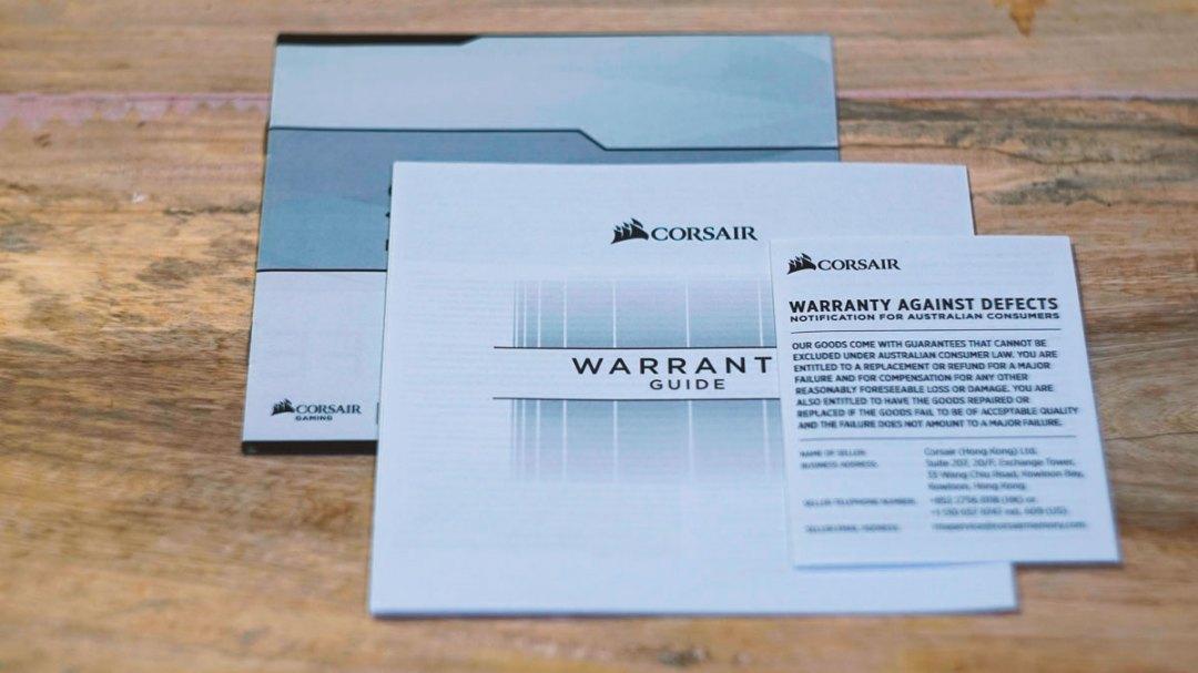 Corsair Strafe Mechanical Keyboard (3)