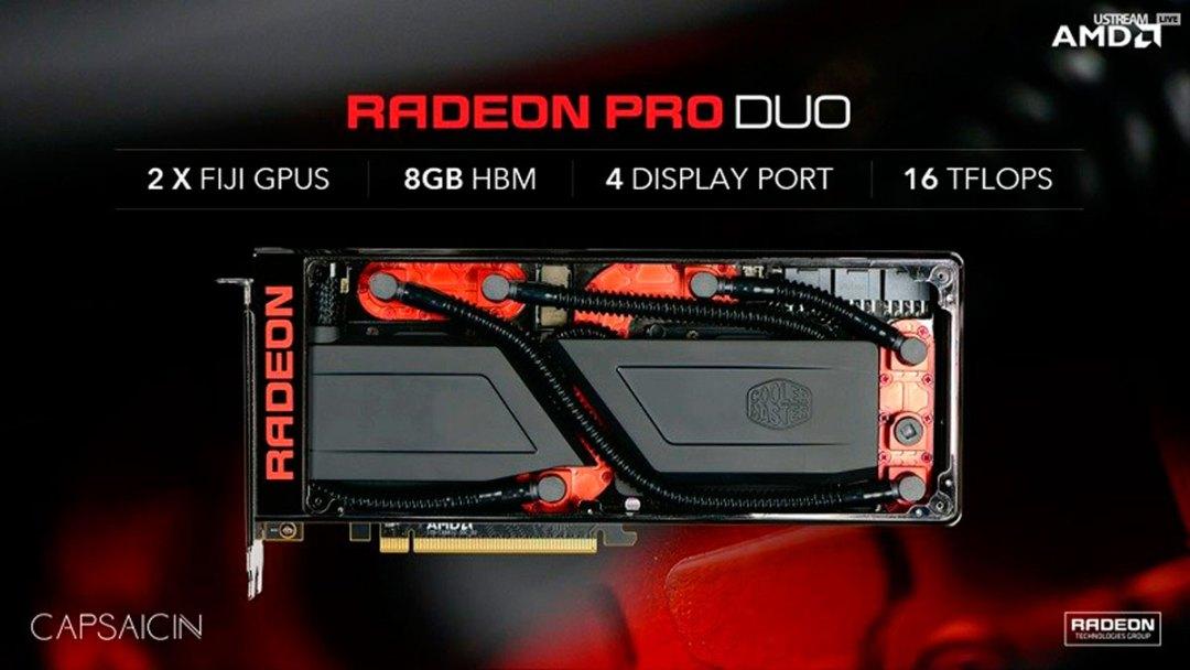 AMD Radeon Pro Duo Images (2)