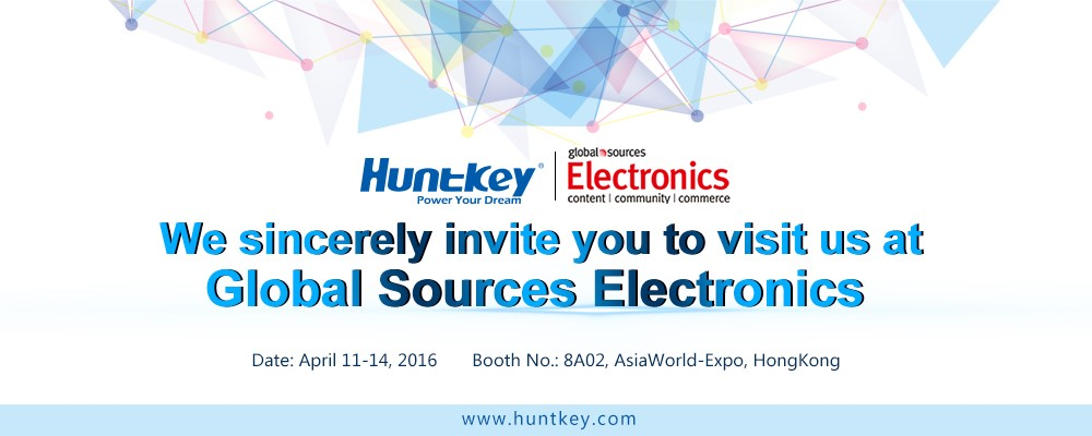 Huntkey Global Sources Electronics 2016 PR (3)