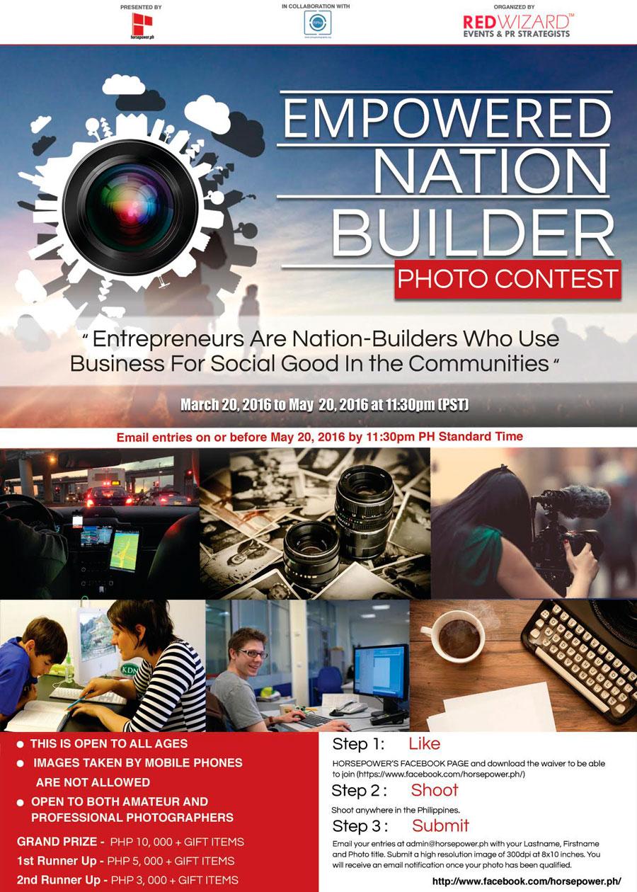 Empowered Nation Builder PR