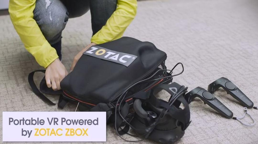 ZOTAC ZBOX Backpack VR (1)