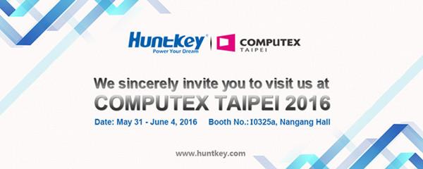 Huntkey Computex 2016 PR (1)