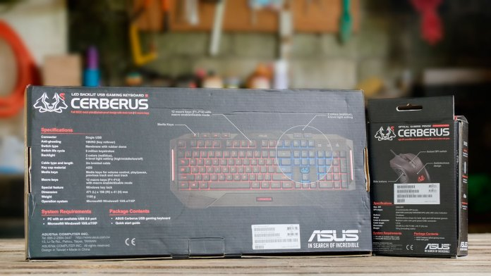 ASUS Cerberus Keyboard Mouse Review (2)