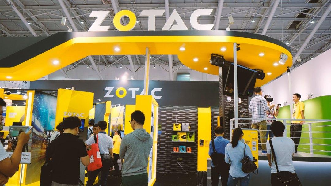 ZOTAC COMPUTEX 2016 Pictures (2)
