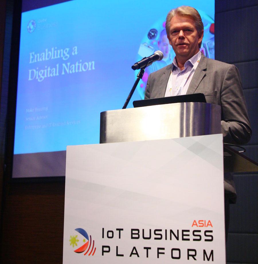Globe IoT Business PR