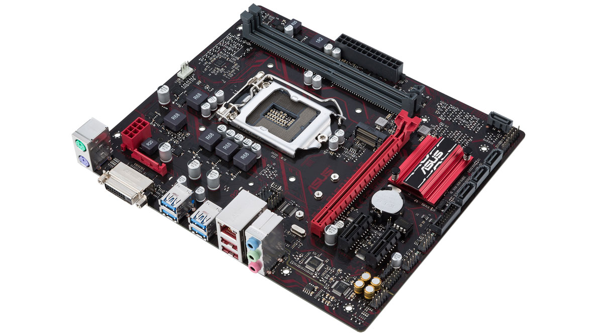 ASUS iCafe Certified EX-B150M-V5 Expedition Motherboard