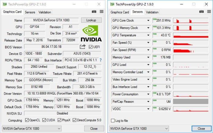 ASUS GTX 1080 STRIX (13)