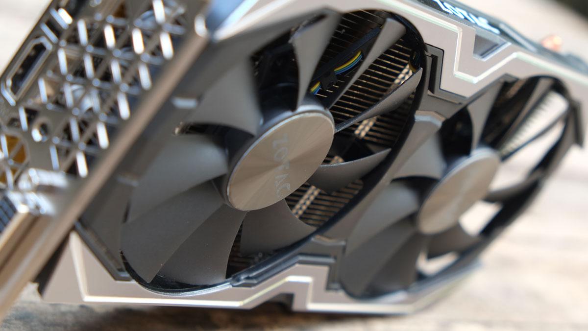 Review   ZOTAC GeForce GTX 1060 AMP Edition   TechPorn