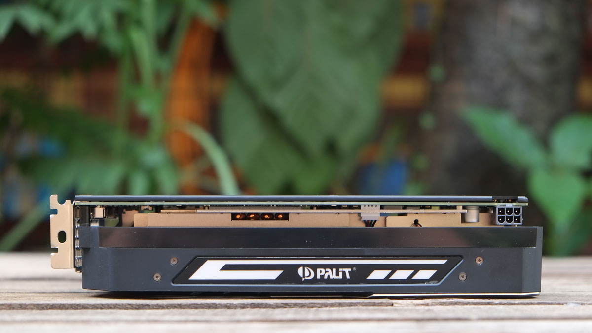 Palit GeForce GTX 1060 JetStream 6GB Review | TechPorn