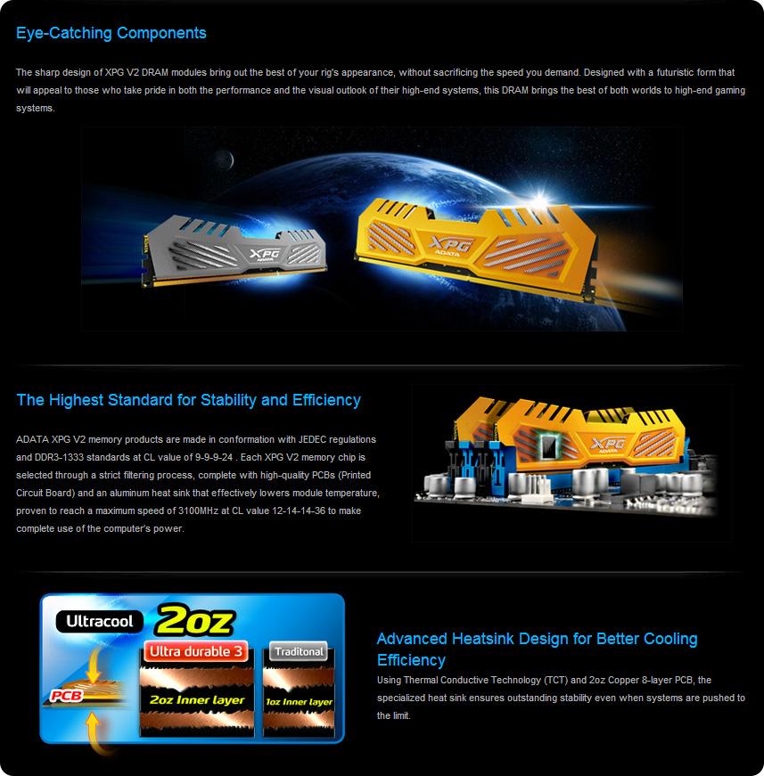 ADATA-XPG-V2-2400-DDR3-9