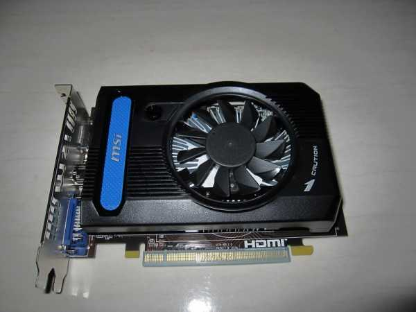 AMD MSI HD 7730 (2)