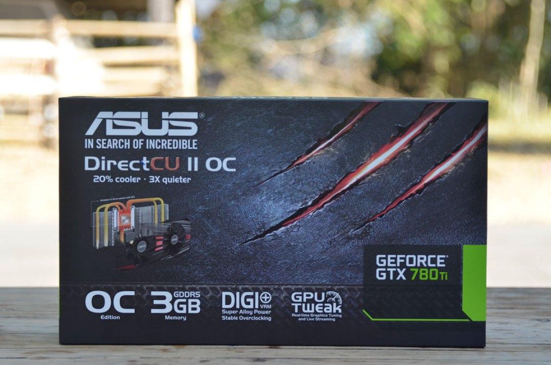 ASUS GTX 780 Ti DirectCU II OC (1)