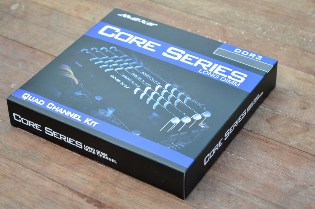 AVEXIR Core Series DDR3 (1)