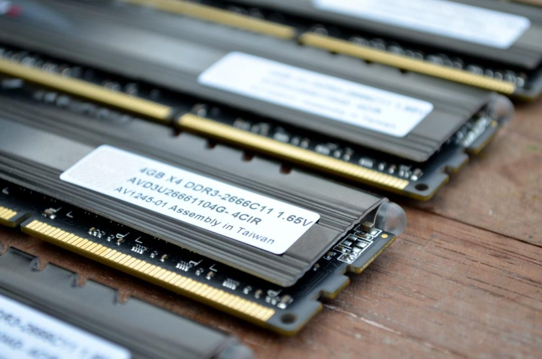AVEXIR Core Series DDR3 (4)