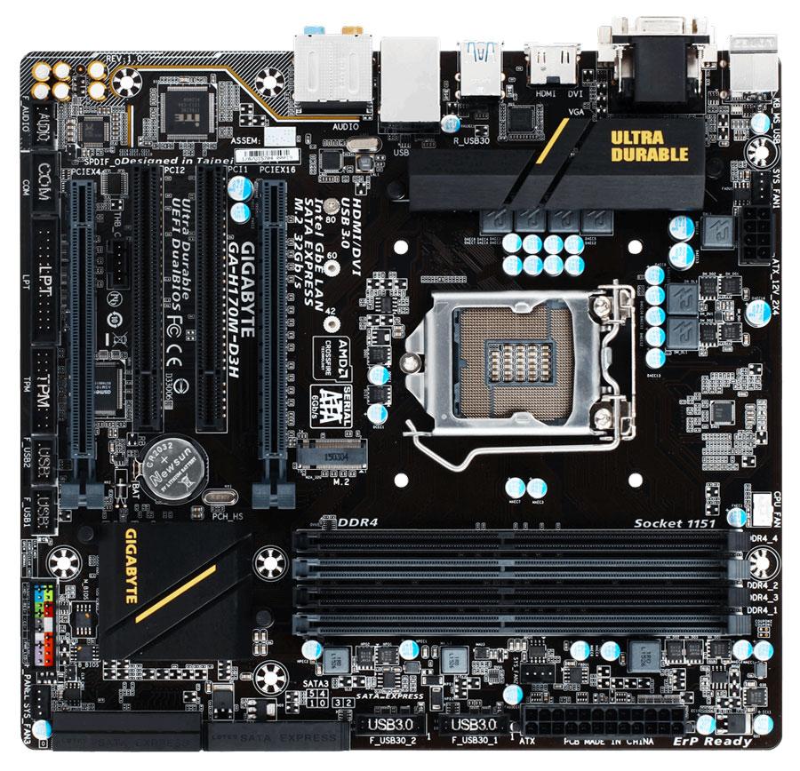 Best Intel 100 Series Motherboards (7)