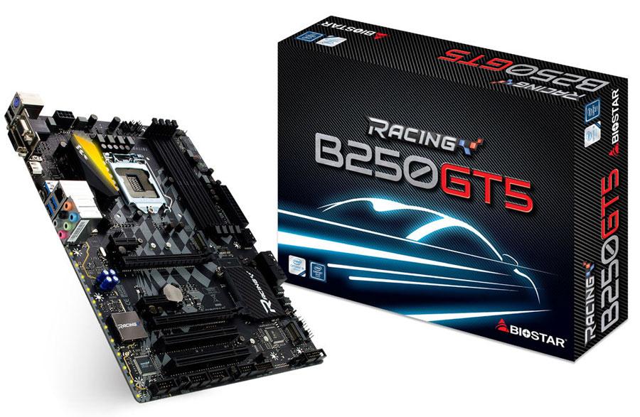 Biostar B250 Racing Motherboard PR (2)