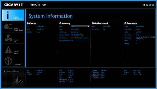 GIGABYTE EASY TUNE (1)