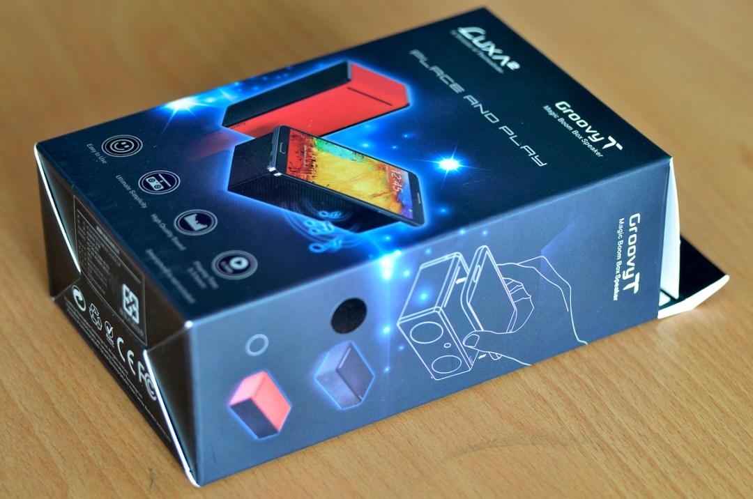 LUXA2 Groovy T Wireless Speaker (1)