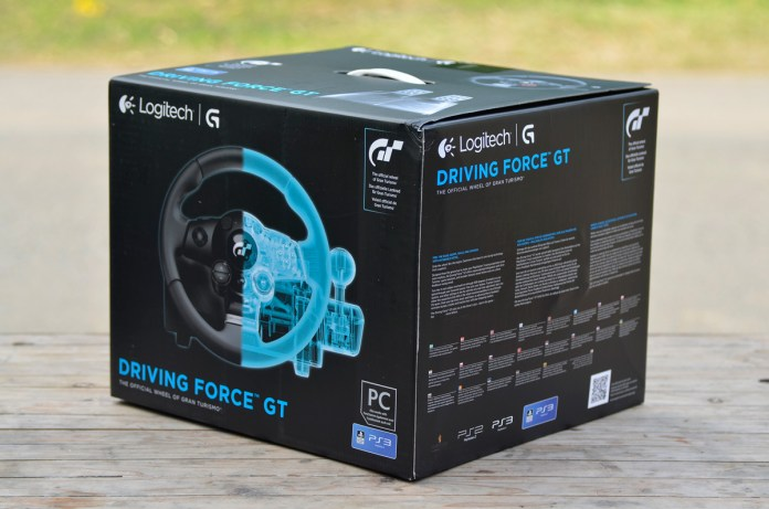 Logitech Gaming Driving Force GT (1)