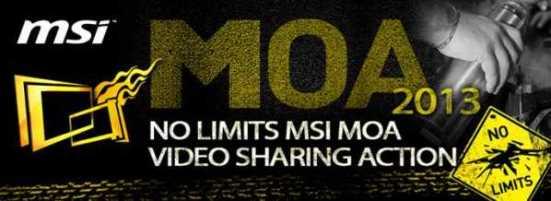 No Limits MSI Video Sharing Action