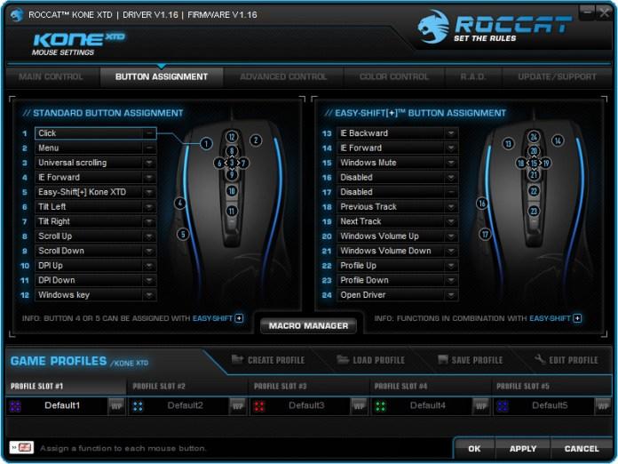 ROCCAT Kone XTD Softwares (4)