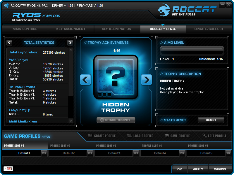 ROCCAT Ryos Software (4)