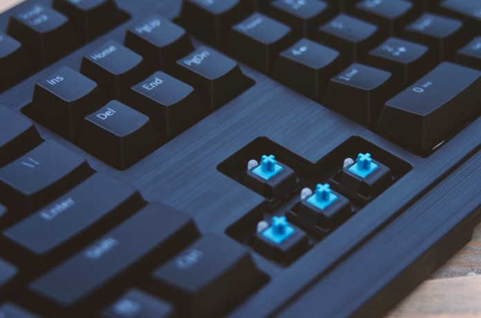Tesoro Durandal Ultimate Gaming Keyboard (12)