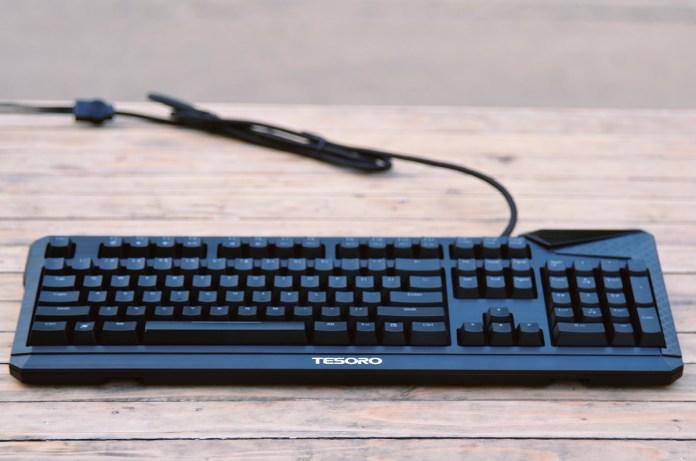 Tesoro Durandal Ultimate Gaming Keyboard (8)