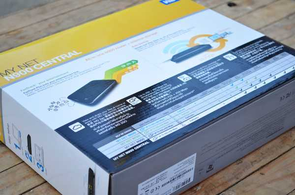 WD My Net N900 Central (2)