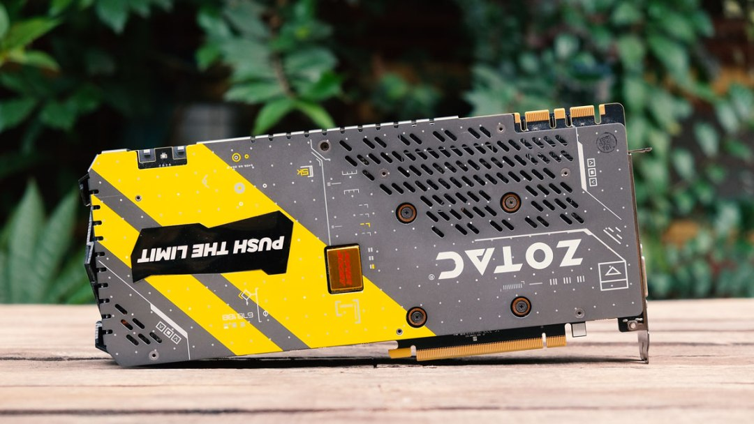 ZOTAC GTX 1070 AMP EXTREME Review (5)