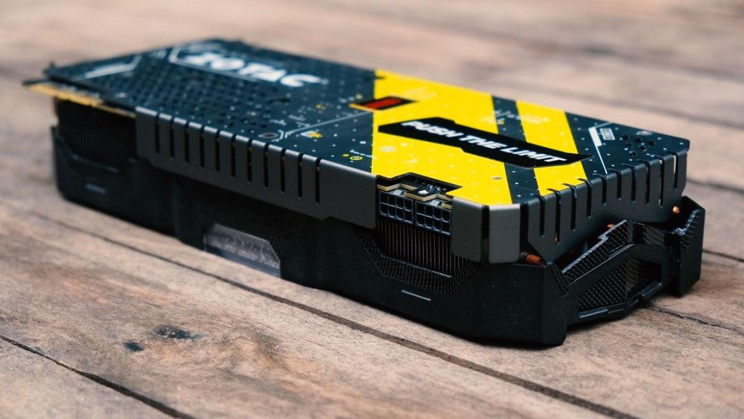 ZOTAC GTX 1070 AMP EXTREME Review (6)