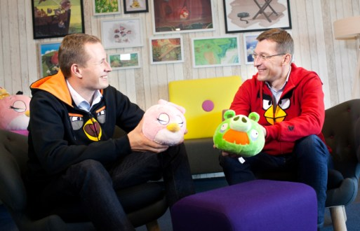 Mikael Hed Steps Down As CEO of angry birds