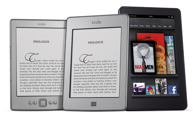 New Fire Tablets and e-readers released  by Amazon